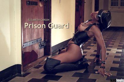 Elizabeth Carson - Prison Guard