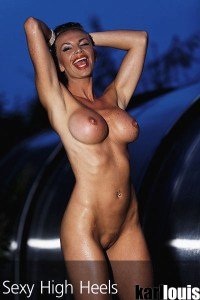 Francesca Felucci Rain Girl 07