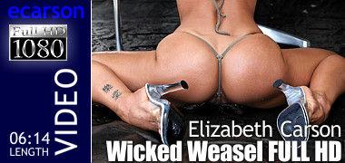 Elizabeth Carson Wicked Weasel FULL HD
