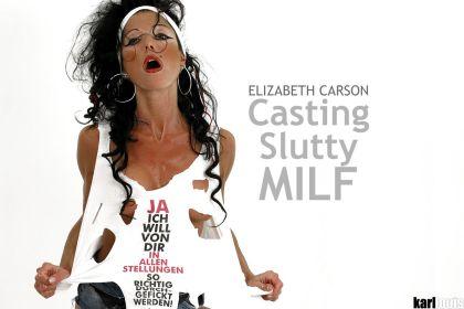 Elizabeth Carson Casting Slutty MILF