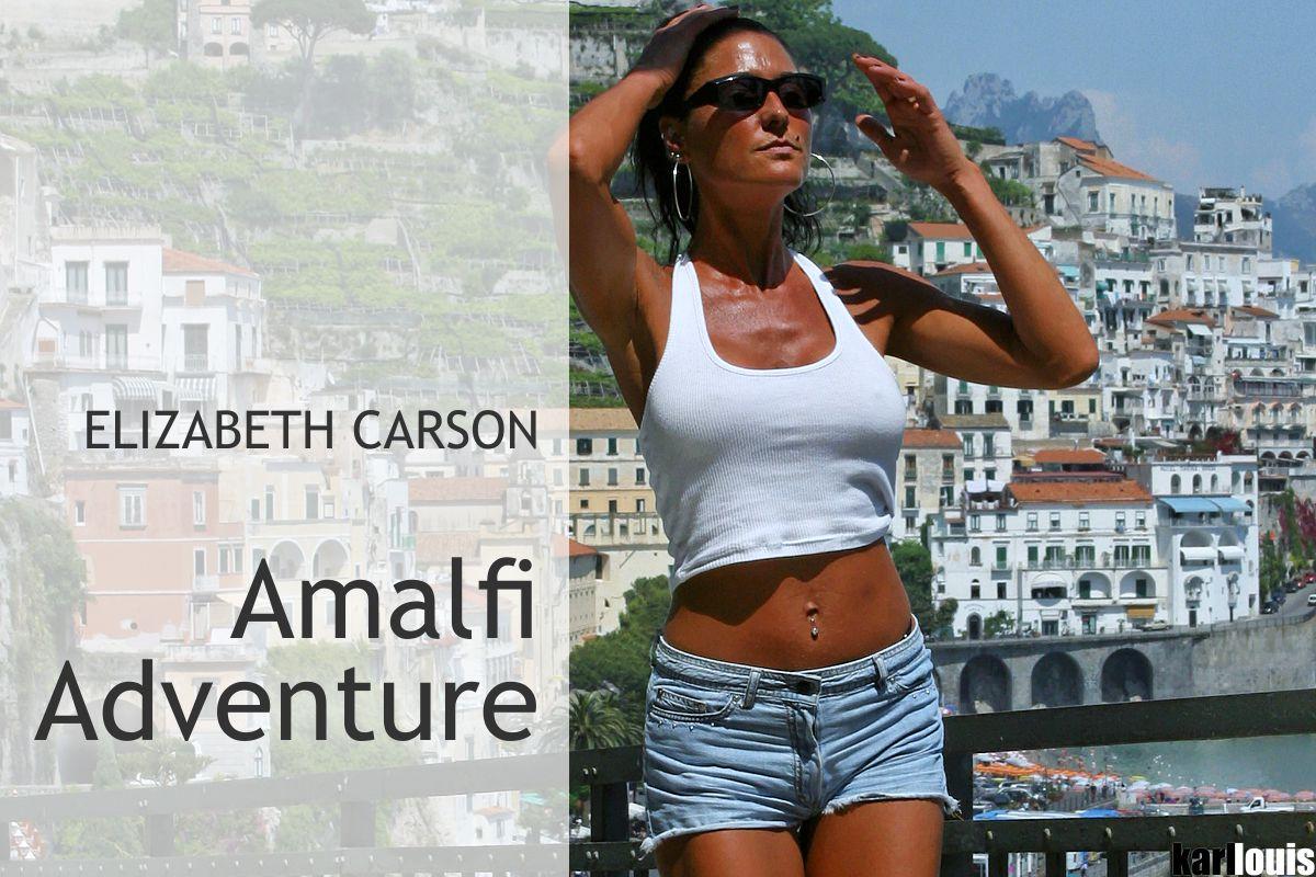 Elizabeth Carson Amalfi Adventure