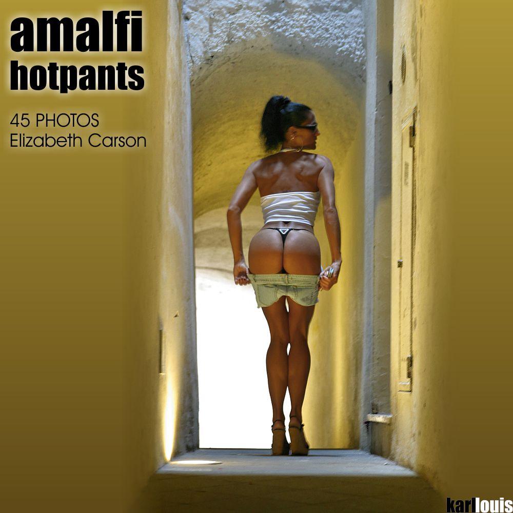 Elizabeth Carson - Amalfi Hotpants