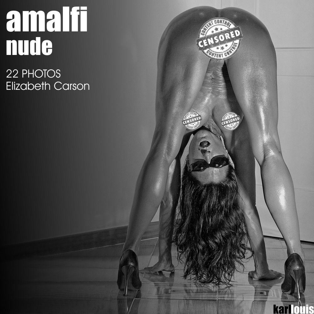 Elizabeth Carson - Amalfi Nude
