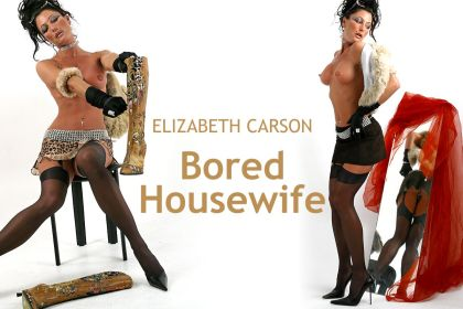 Elizabeth Carson - Bored Housewife