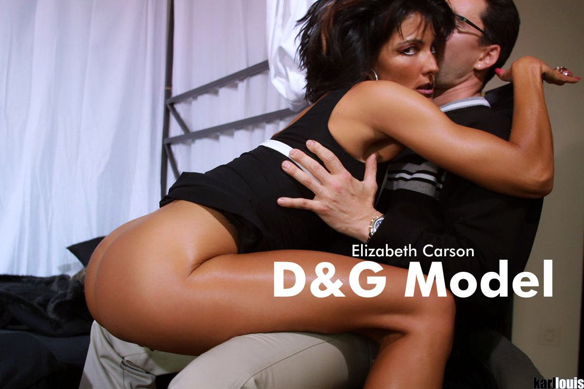 Elizabeth Carson - D&G Model