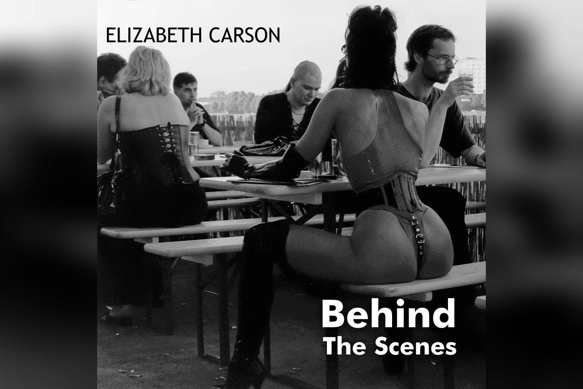 Elizabeth Carson Behind The Scenes