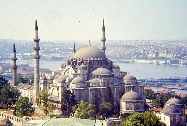 Süleymaniye Camii Resimleri