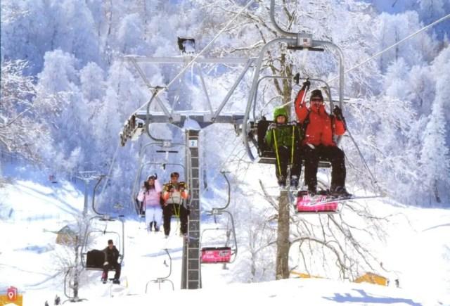 Kartepe Kayak Merkezi İstanbula Yakın Yerler