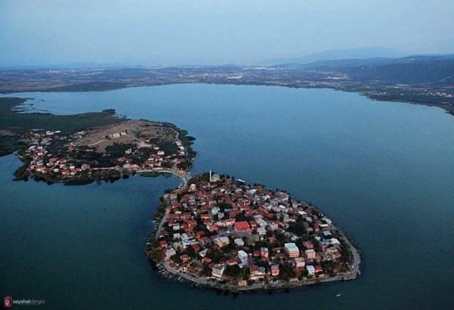 Gölyazı Köyü İstanbul'a Yakın Tatil Yerleri