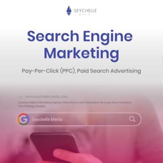 search engine marketing Seychelle Media