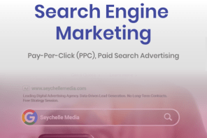search engine marketing Seychelle Media
