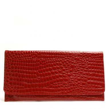 Awesome Red Clutch Purse