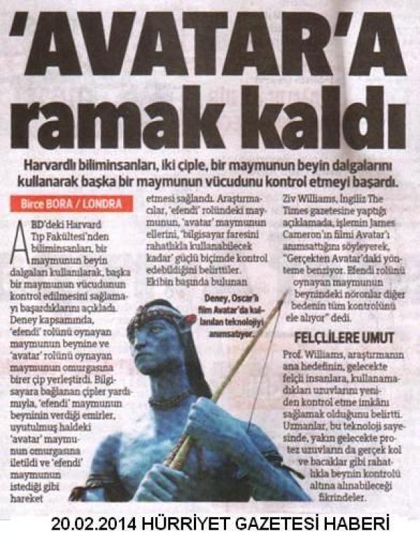 20.02.2014 Hürriyet haberi
