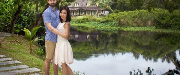 Honeymoon: Gift & Paul