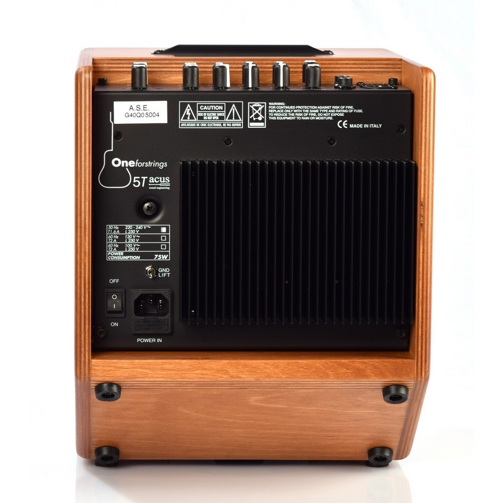 ACUS ONEFORSTRINGS 5T WOOD STAGE