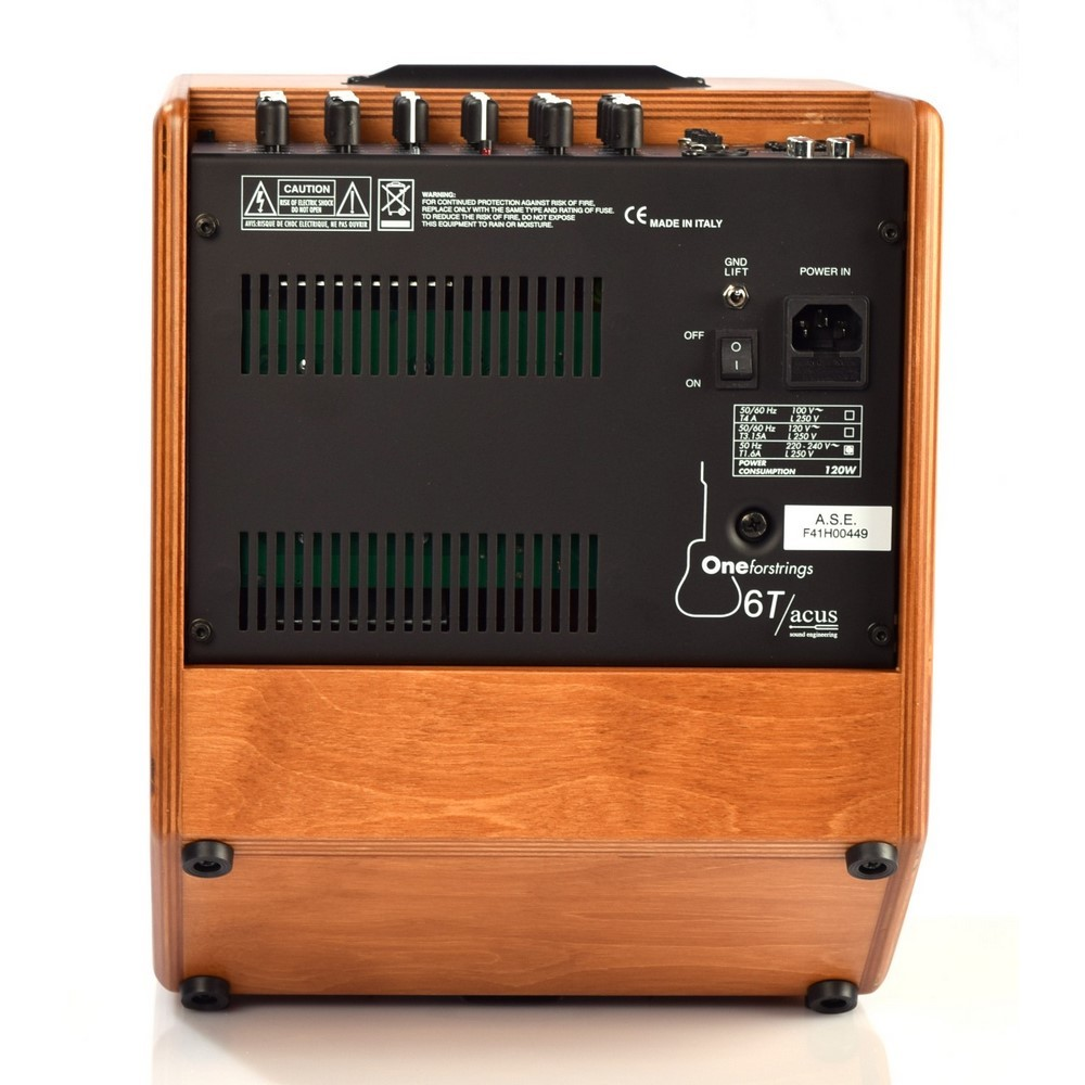 ACUS ONEFORSTRINGS 6T WOOD STAGE