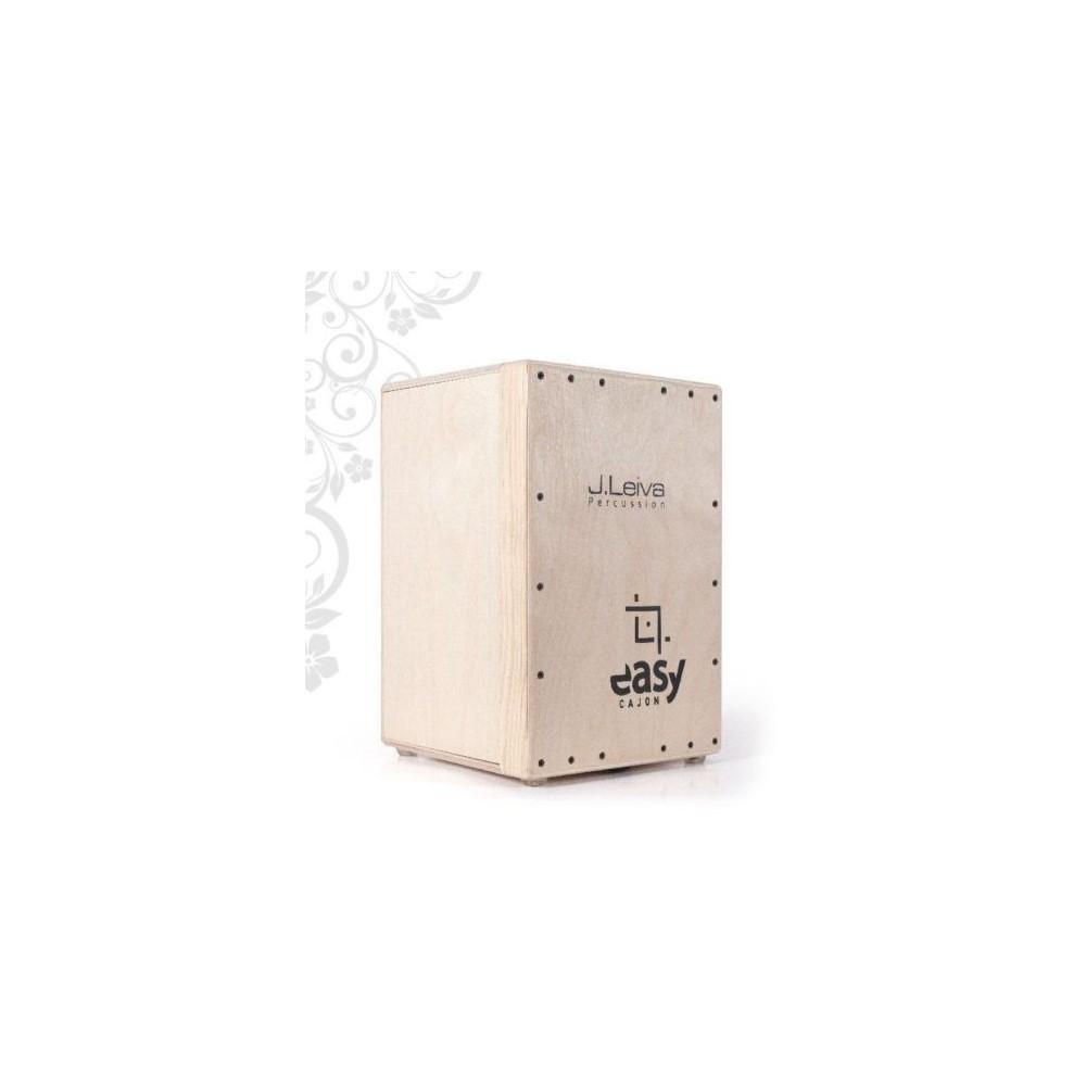 J. Leiva Cajon Easy (Glueless Assembly Kit, untreated)