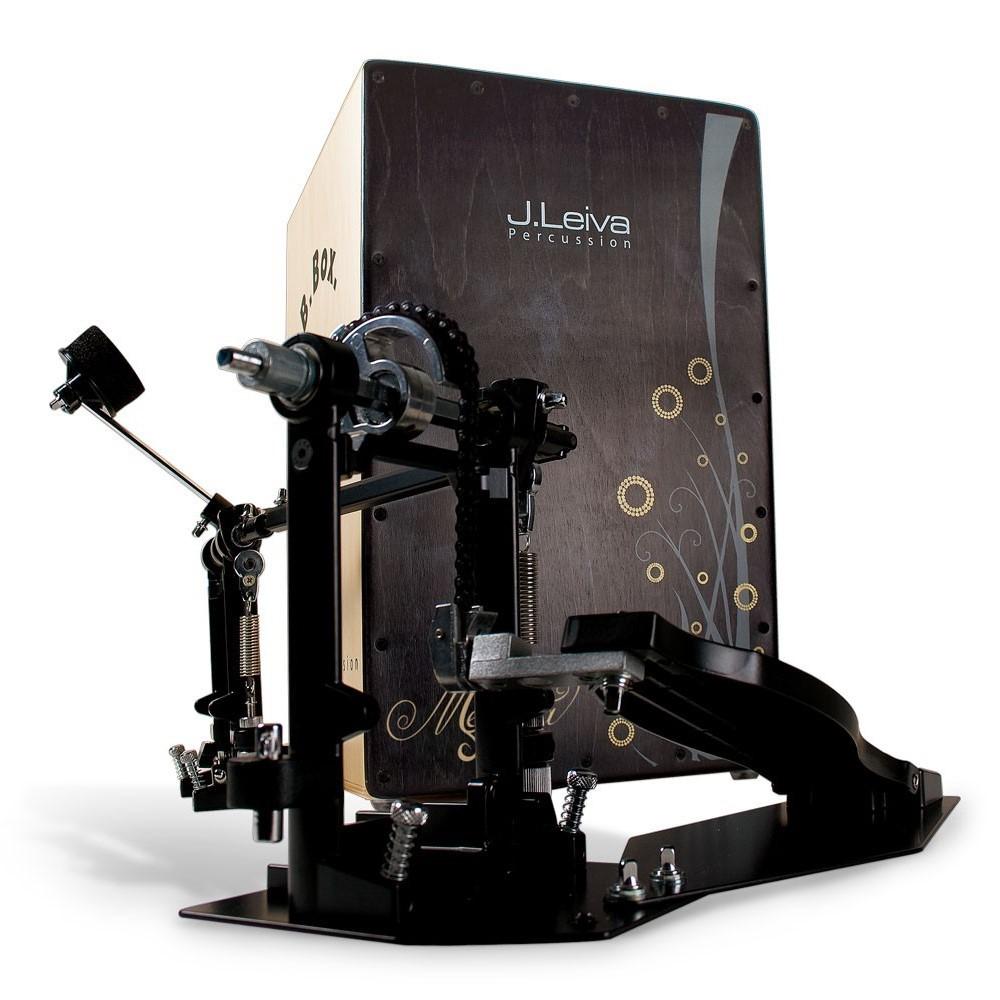 J. Leiva Cajon Medina B.Box Black (lacquered)