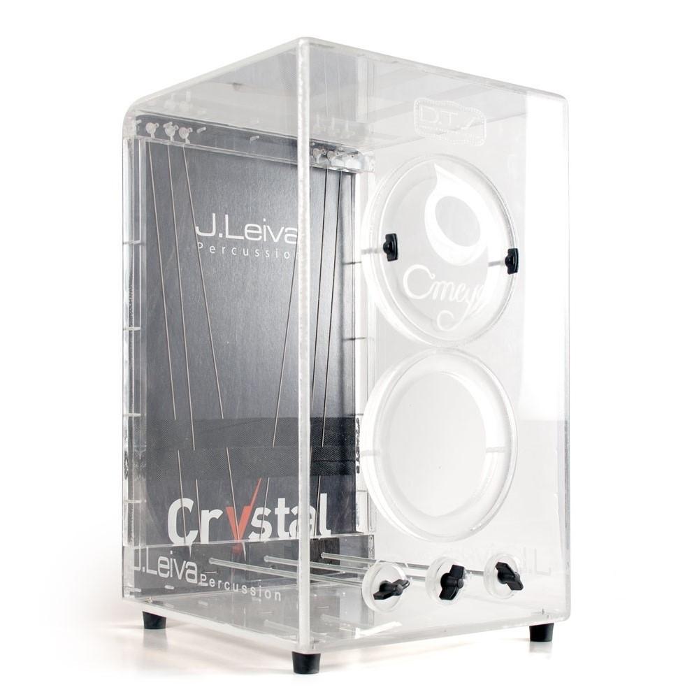 J. Leiva Cajon Omeya Crystal (acrylic)