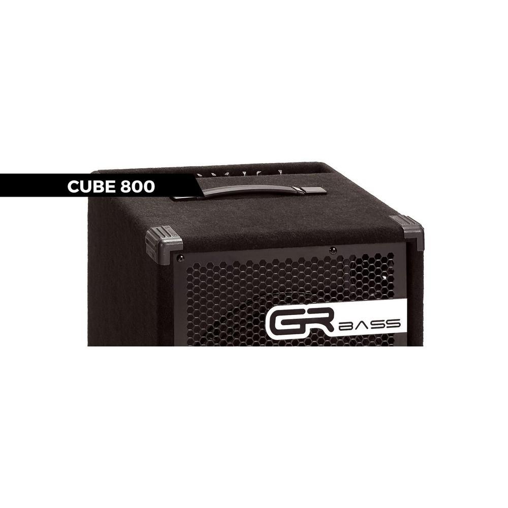 GR BASS CUBE 800 BLK