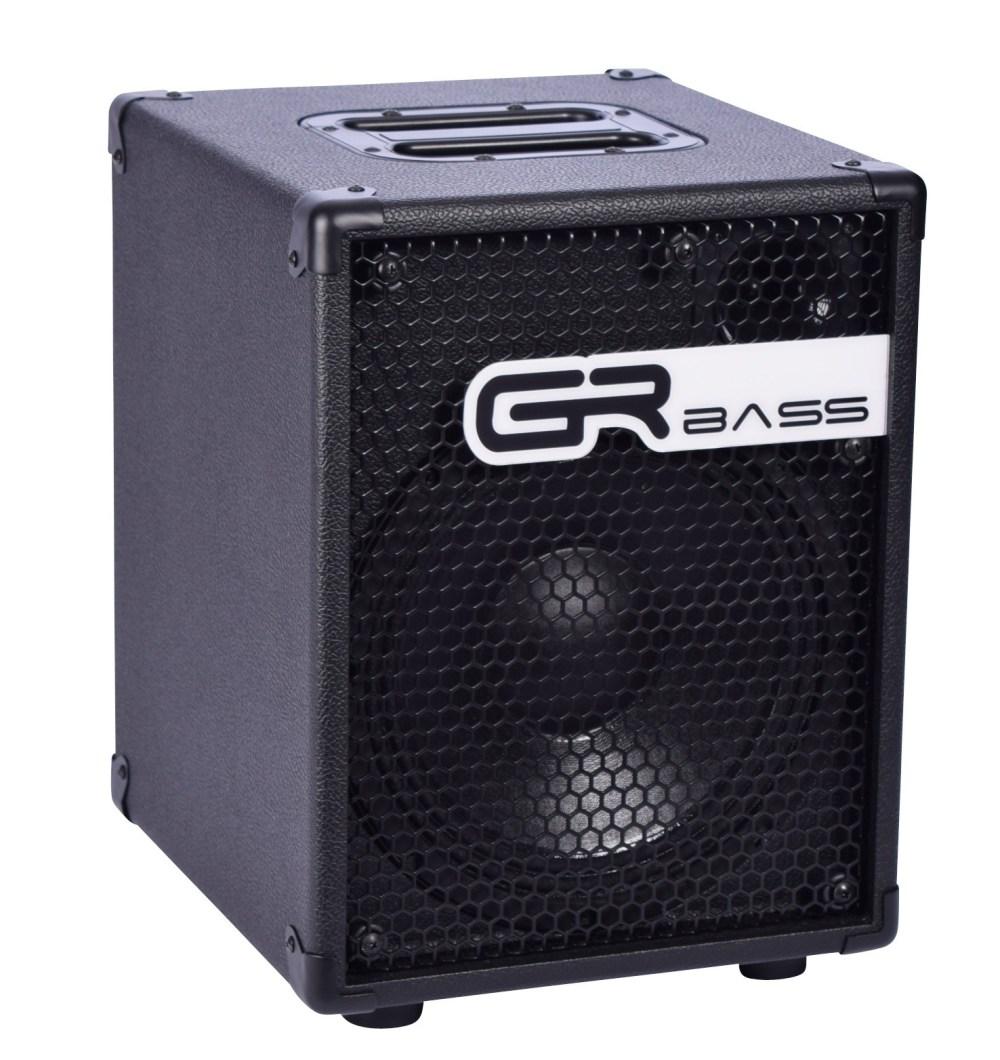 GR BASS GR 110-8 BLK