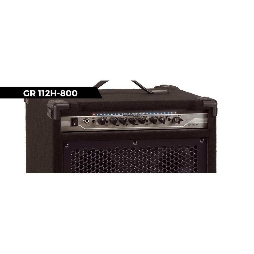 GR BASS GR112H-800 BLK