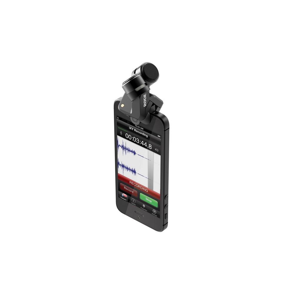 RODE iXY-L Microphone pour i phone stéréo version Lightning