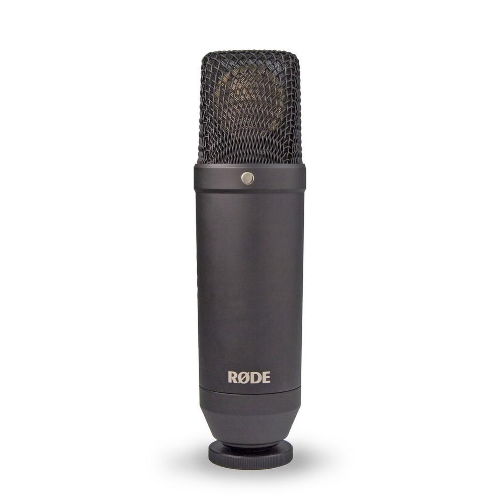 RODE NT1 Kit Microphone de studio cardioÏde + SM6