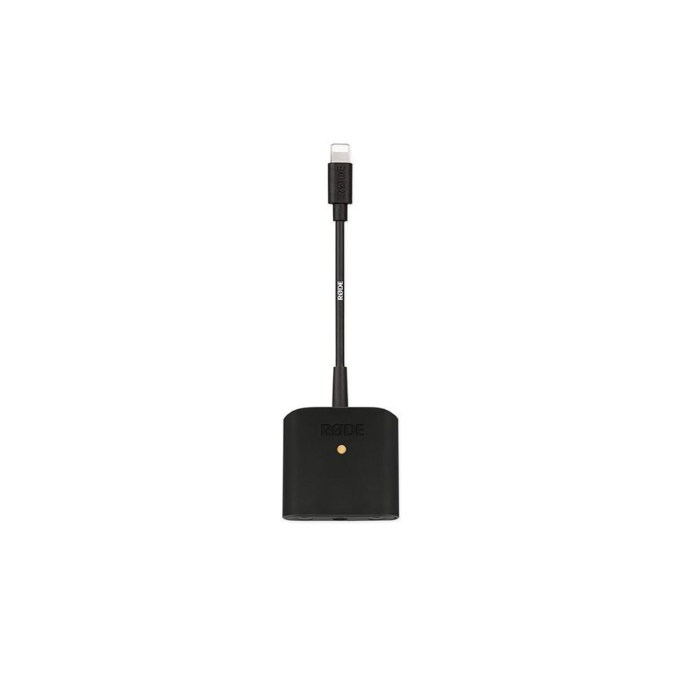 RODE SC6-L Adaptateur Version Lightling 2 prises micros TRRS et une prise casque TRS