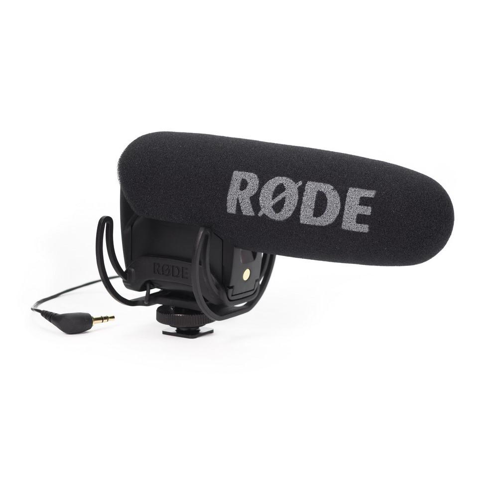 RODE VIDEO MIC PRO Rycote Microphone pour caméra video, super-cardioÏde