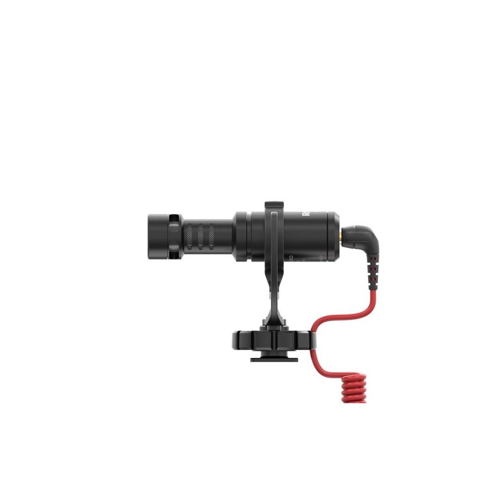 RODE VIDEOMICRO Microphone pour caméra video, cardioÏde