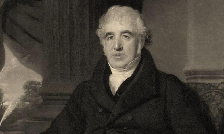 Charles Macintosh who invented a waterproof material that are widely used in raincoats