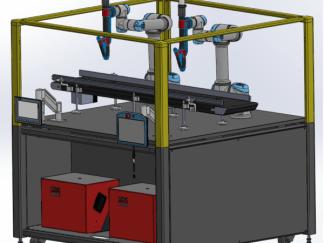 Assemble-to-Fasten Platform (A2F) Series Assemble