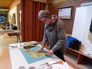 Anne, Lorna Shapiro Workshop