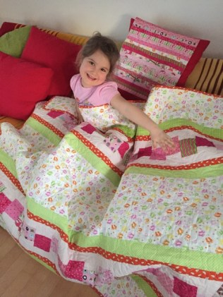 Alea's quilt