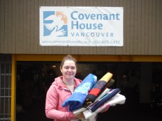 quilts for Covenant House