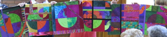 colourshot workshop - Anne's blocks