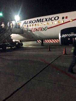 Projects Abroad Trip - Guadalajara Airport February 2014