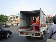 I never get over the odd sights of Phnom Penh traffic