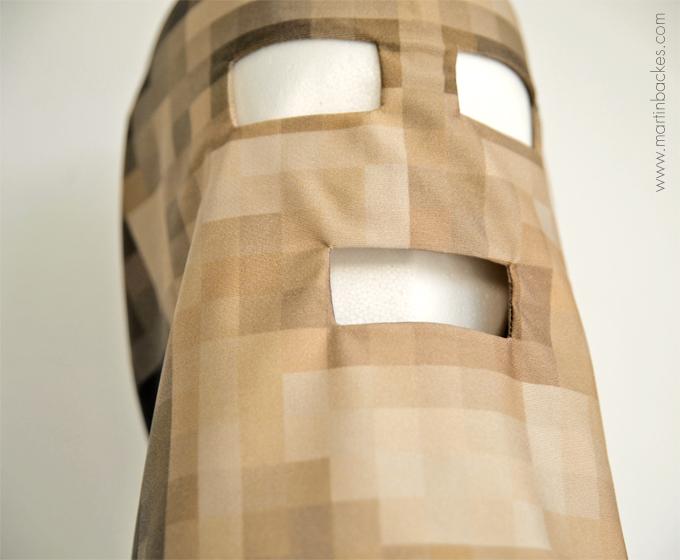 Pixelhead Limited Edition Mask – Martin Backes - art masks (1/4)