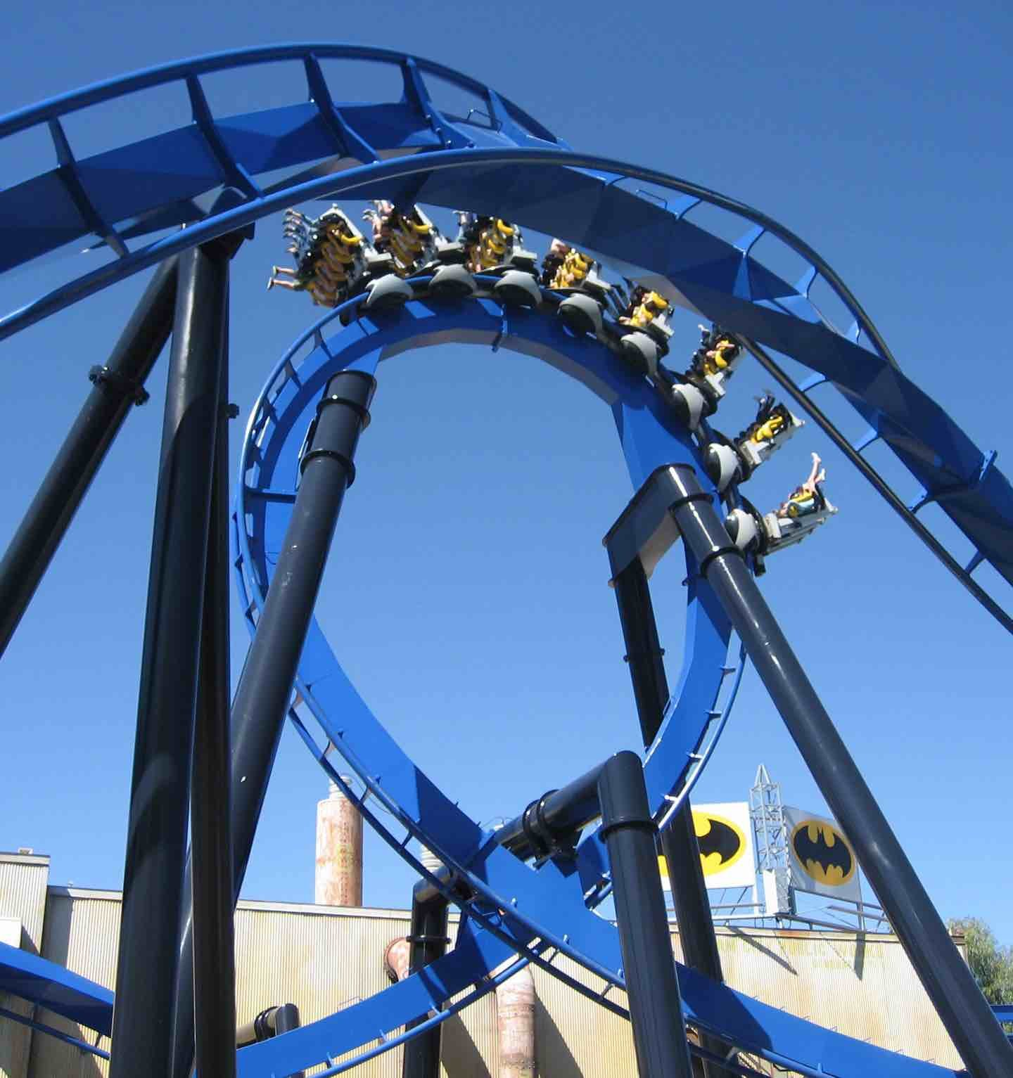 The official twitter account for six flags magic mountain. Thrill Rides Six Flags Magic Mountain