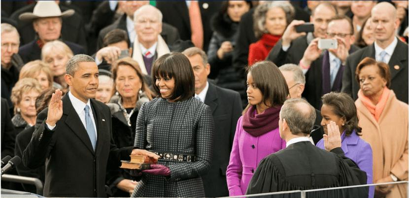 2nd Inauguration of President Obama