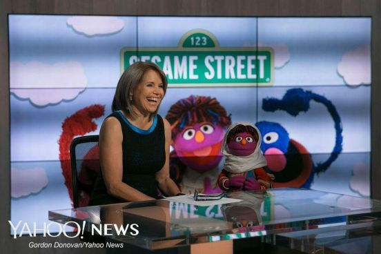Meet Afghanistan's first female Sesame Street character