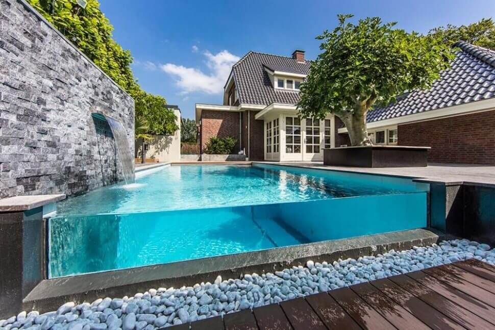 35 Luxury Swimming Pool Designs To Revitalize Your Eyes