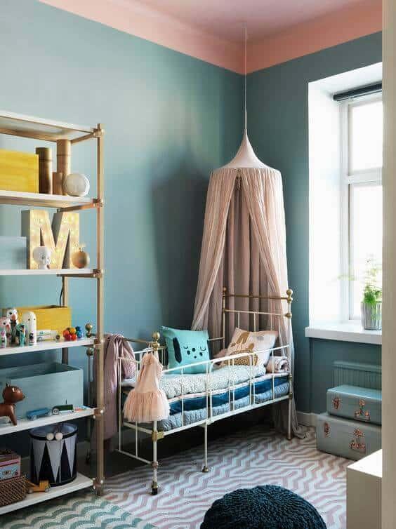 çocuk odası renk şemaları