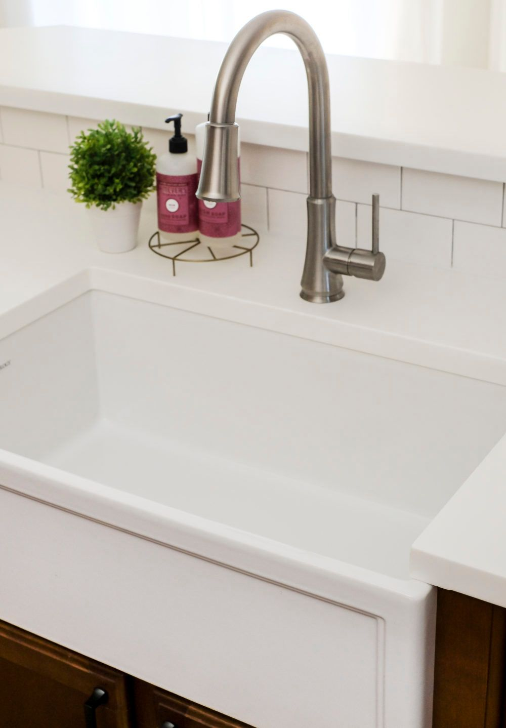 fireclay farmhouse sink review
