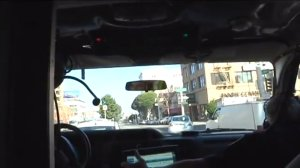"SFFD doesn't have any data on what delays its vehicles, but as Stanley Roberts' latest ""People Behaving Badly"" segment shows, drivers routinely fail to make way for ambulances. Image: ##http://www.youtube.com/watch?v=N1hPs8i5V84##KRON 4##"