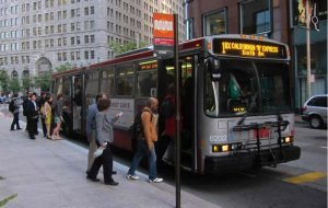 Want to pay cash? Get ready to pay more. Photo: SFMTA