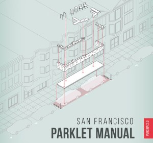 The SF Planning Department's new Parklet Manual.