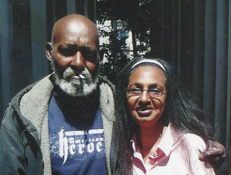 Wilbert and Yvette Williams. Photo courtesy of Yvette Williams